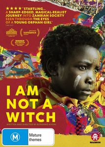 I Am Not A Witch [Import]
