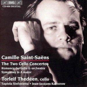 Cello Cti #1&2 /  Romance Op.36 /  Symphony in a