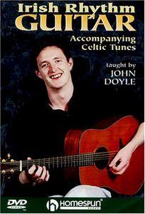 Irish Rhythm Guitar: Accompanying Celtic Tunes