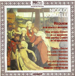 Requiem In B Flat For Soloists,chorus & Orch