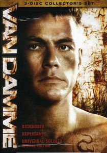 Van Damme Collector's Set