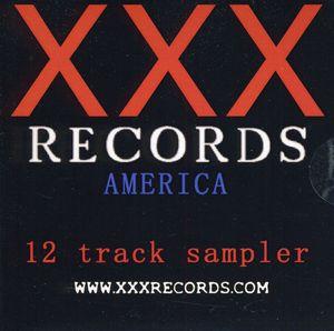 XXX Records America 12 Track Sampler /  Various