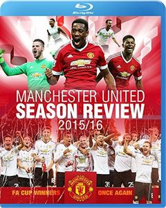 Manchester United Season Review 2015-2016 [Import]