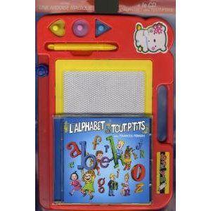 Bundle L'alphabet Des Tout P'tits [Import]