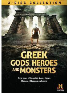 Greek Gods, Heroes and Monsters