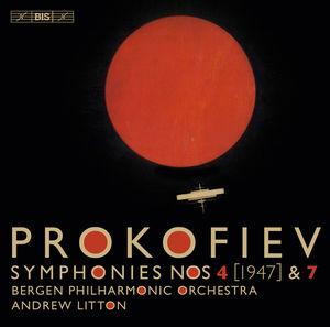Prokofiev: Symphonies 4 & 7