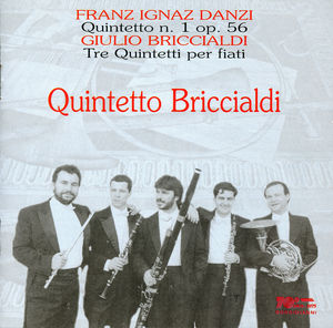 Tre Quintetti Op 124 Op 10 NN 2-3 Per Flauto Oboe