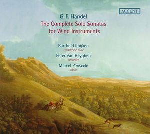 Complete Solo Sonatas for Wind Instruments