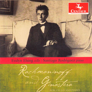 Rachmaninoff & Ginastera for Cello & Piano