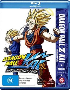 Dragon Ball Z Kai: The Final Chapters - Part 1 [Import]
