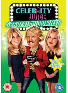 Celebrity Juice-Obscene & Unseen [Import]