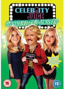 Celebrity Juice-Obscene & Unseen [Import]