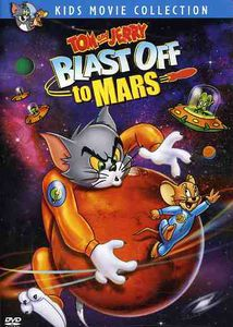 Tom and Jerry: Blast off to Mars
