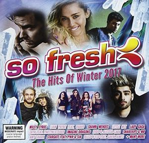 So Fresh: Hits Of Winter 2017 /  Various [Import]