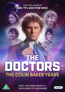 The Doctors: The Colin Baker Years [Import]
