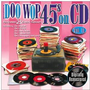 Doo Wop 45's on CD 11 /  Various