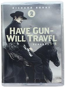 Have Gun Will Travel: Seasons 1-4