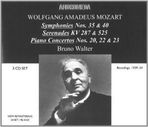 Sinfonien 35 & 40 Piano Concert