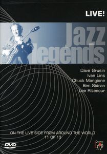 Jazz Legends Live: Volume 11