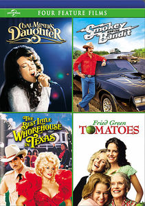 Coal Miner's Daughter /  Smokey and the Bandit /  The Best Little Whorehouse in Texas /  Fried Green Tomatoes
