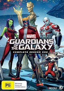 Guardians Of The Galaxy: Complete Season 1 Collection [Import]