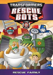 Transformers: Rescue Bots: Rescue Family