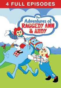 The Adventures of Raggedy Ann & Andy: The Magic Wings Adventure and More Stories