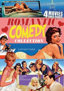 Romantic Comedy Collection 4-Movie Pack