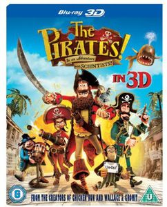 Pirates in an Adventure With Scientists (3-D) [Import]