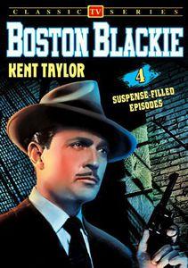 Boston Blackie Volume 1: 4-Episode Collection