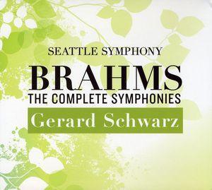 Complete Brahms Symphonies