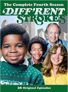 Diff'rent Strokes: The Complete Fourth Season