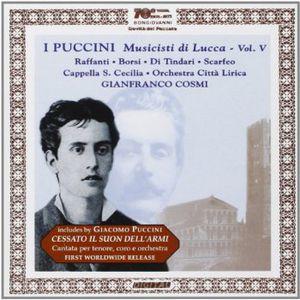 I Puccini: Musicisti Di Lucca 5 /  Various