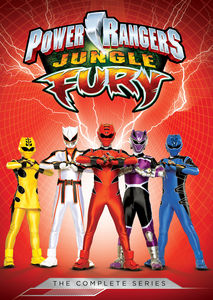 Power Rangers: Jungle Fury - The Complete Series