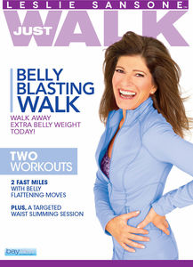 Belly Blasting Walk