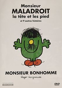M. Bonhomme Monsieur Maladroit [Import]