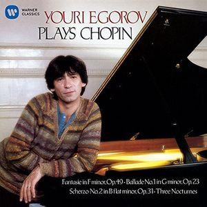 Chopin: Fantasy. Op. 49 Ballade Op. 2
