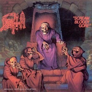 Scream Bloody Gore [Import]