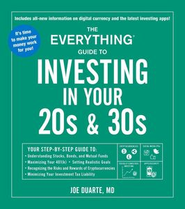 EVERYTHING INVESTING IN YOUR 20S & 30S BOOK 2ND ED