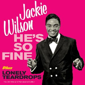 Hes So Fine /  Lonely Teardrops [Import]