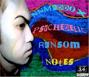 Psychedelic Ransom Notes