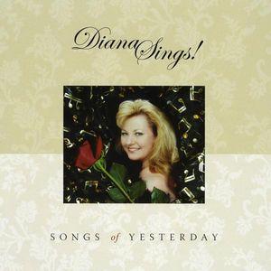 Diana Sings!