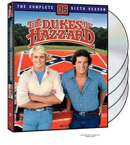 The Dukes of Hazzard: The Complete Sixth Season