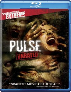 Pulse (Unrated) Blu-Ray
