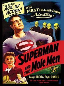 Superman and the Mole Men
