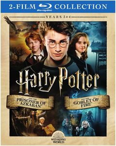 Harry Potter and the Prisioner of Azkaban /  Harry Potter and the Goblet of Fire