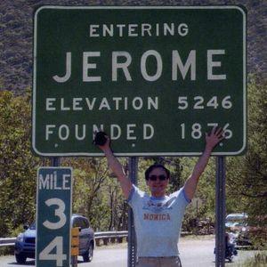 Entering Jerome