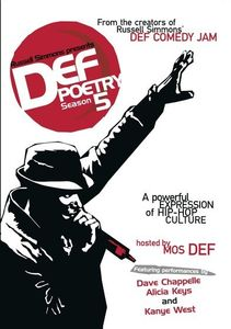 Russell Simmons Presents Def Poetry Season 5
