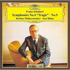 Schubert: Symphonies No. 4