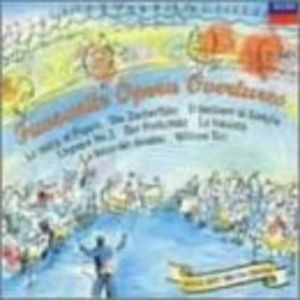 Favorite Opera Overtures /  Various